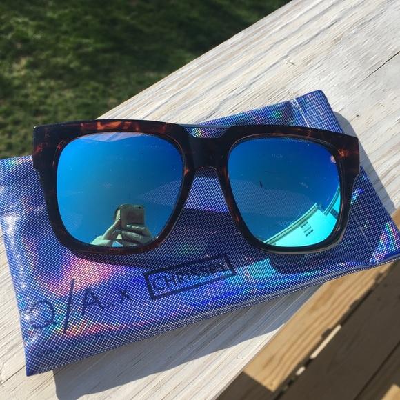 8efaa0984c Quay x chrisspy Mila sunglasses. M 5add023c5512fd4e9a35a3dd